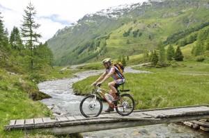 Radurlaub und E-bike Urlaub im Lungau