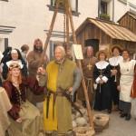 Mittelalterfest in Mauterndorf