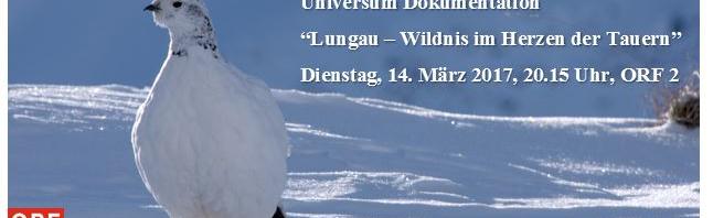 """Universum """"Lungau - Wildnis im Herzen der Tauern"""""""